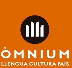 Resultat d'imatges de logo omnium cultural