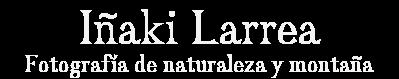 Iñaki Larrea - Fotografía naturaleza