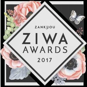 Ziwa premio a los mejores fotógrafos de boda Málaga y Madrid, España 2017