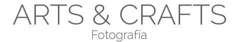 ARTS & CRAFTS - Fotografía
