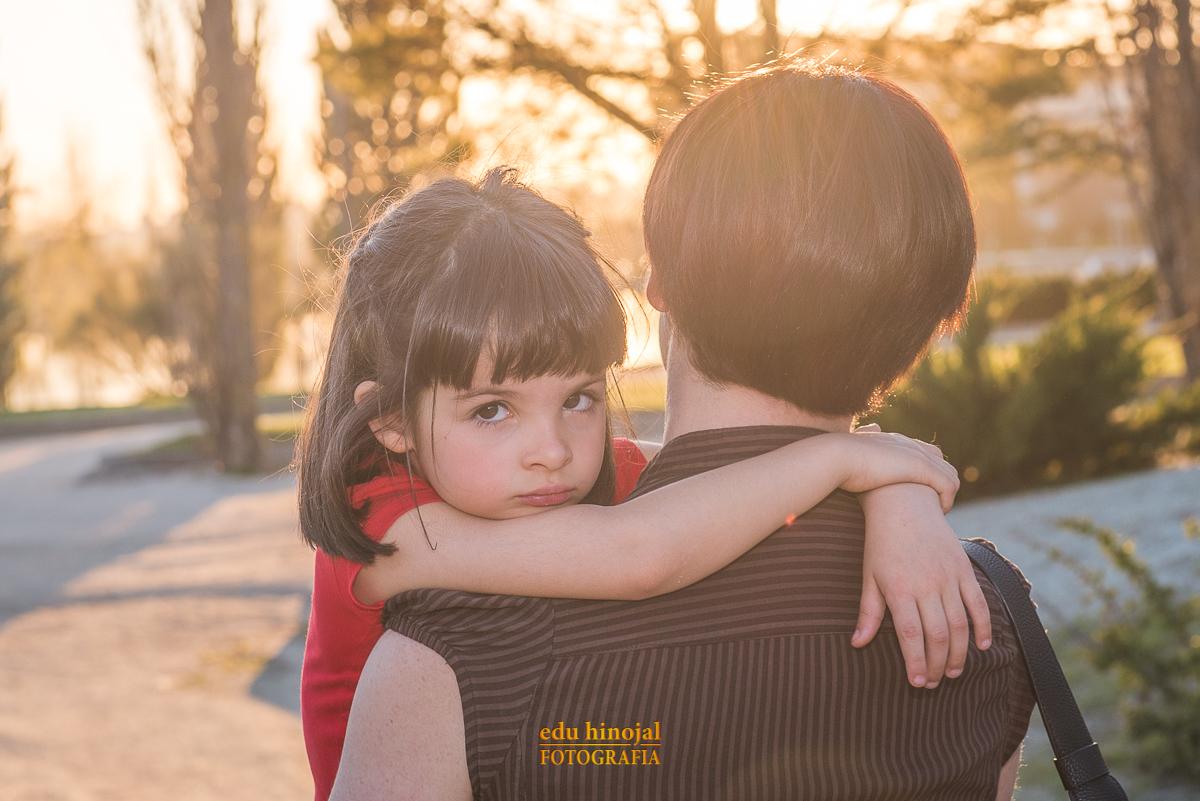 Sesión fotográfica con niños