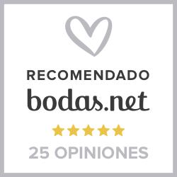 Sello Oro Recomendado bodas.net