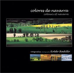 Libro Colores de Navarra
