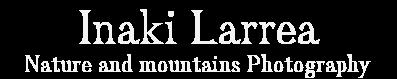 Inaki Larrea - Nature and mountains Photography