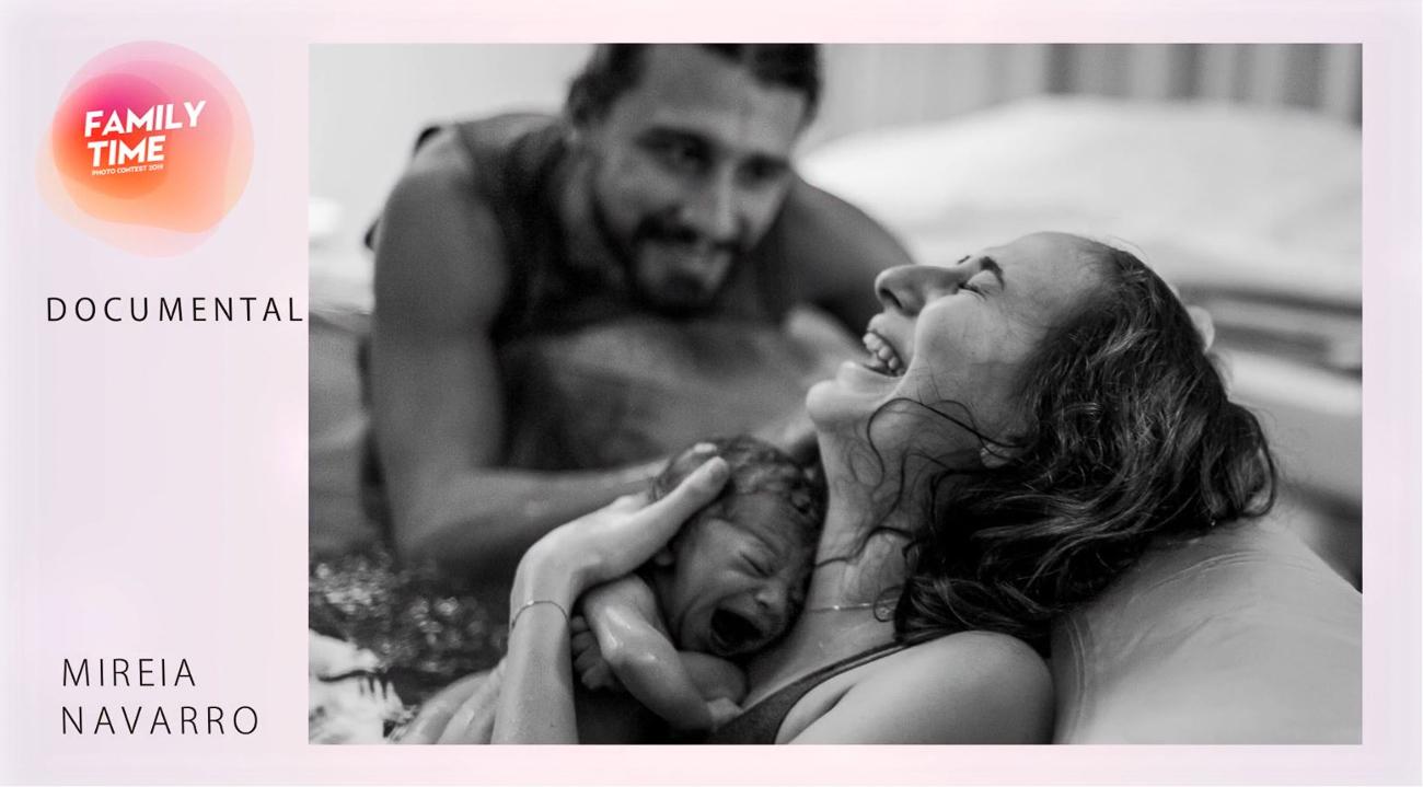 Mireia Navarro ganadora en la categoría de Fotografía Documental 2019