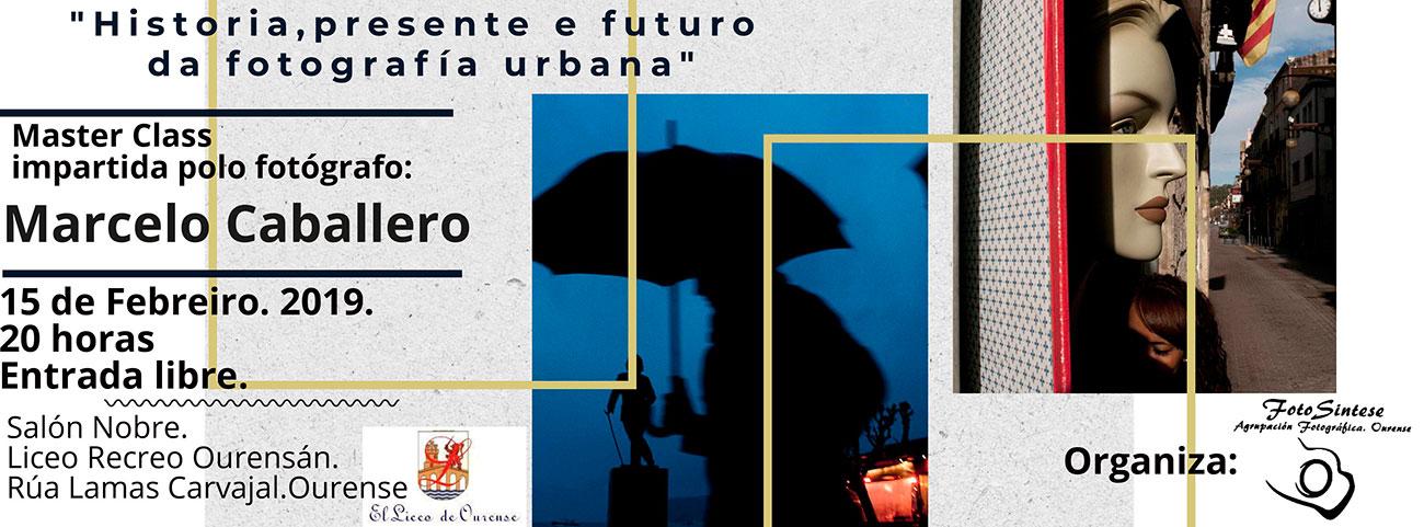 Organiza FotoSintese. Agrupación Fotográfica de Ourense