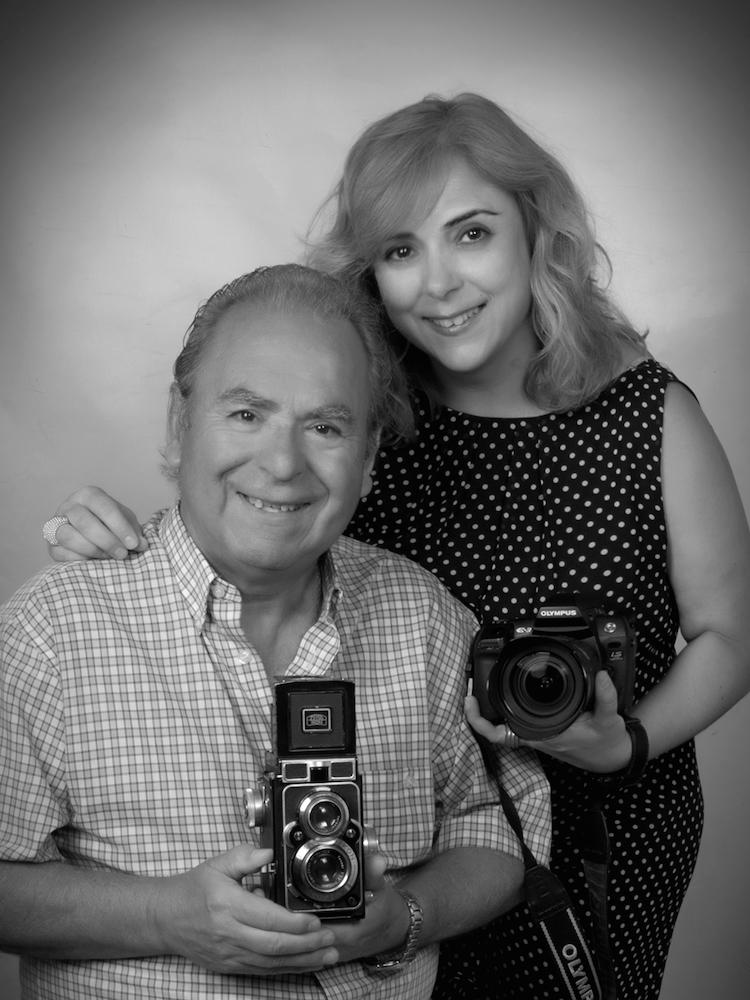 Paco Martinez y Julia Martinez Cotelo ©Marlo Fotografos