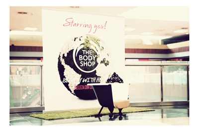 Body Shop Stand