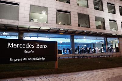 Mercedez Benz Madrid
