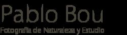 Pablo Bou - Fotografía de Naturaleza y Estudio