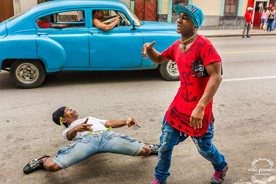 cuban rap in the streets of havana in my photography tours in cuba