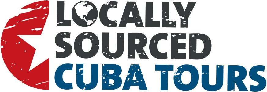 logotype of locally sourced cuba tours travel agency