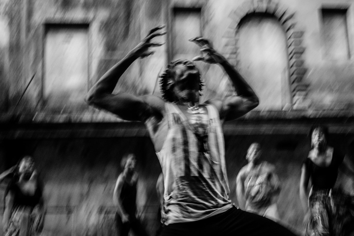 AFROCUBAN DANCER IN HAVANA