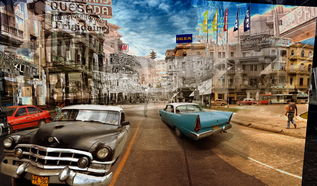 imagined havana by nelson ramirez y liudmila