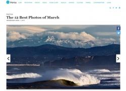1,5 Millones de visitas al mes, uno de los portales, sobre surf, más grandes del mundo.